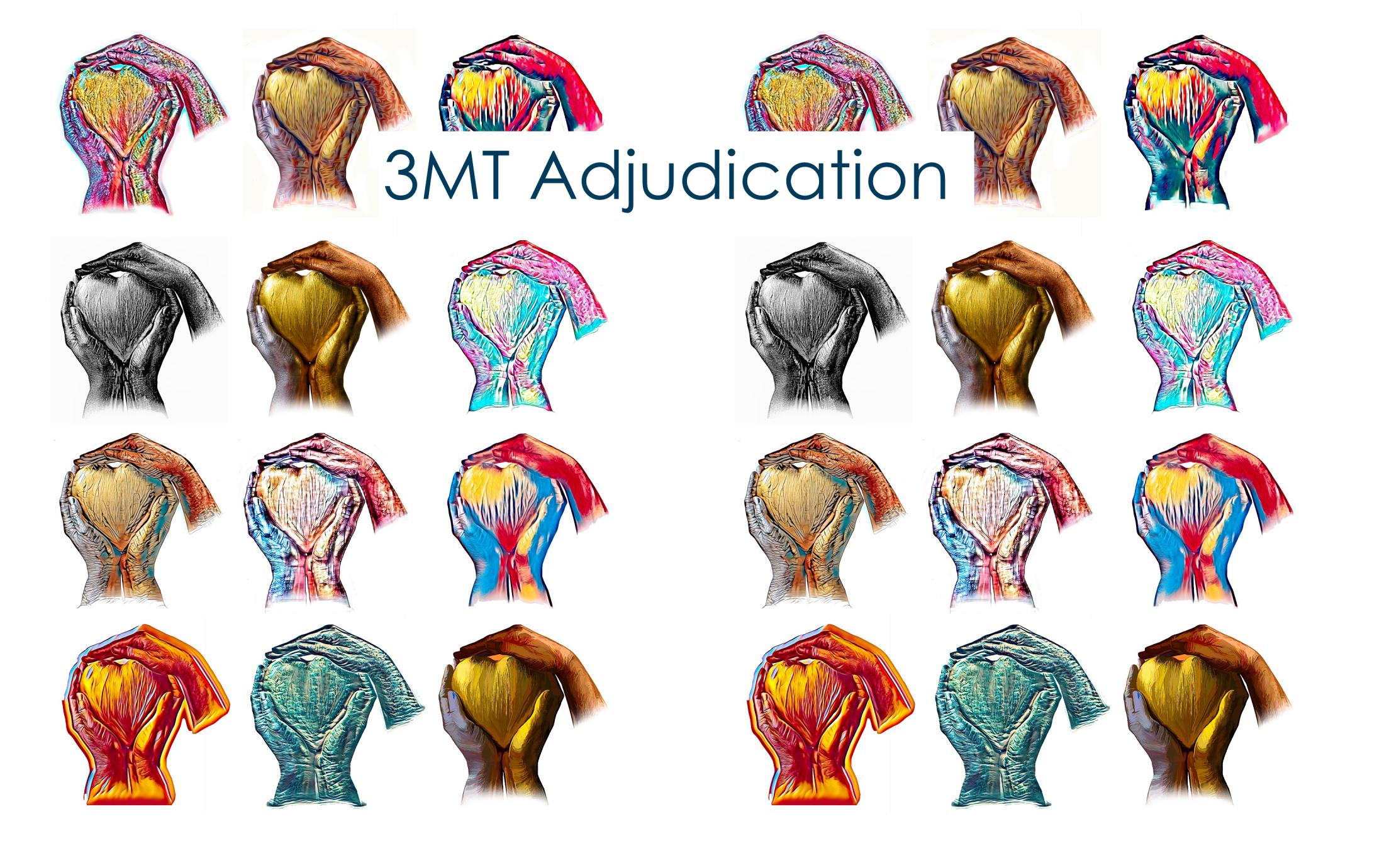 3MT adjudication