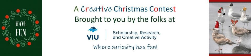 A Creative Christmas Contest