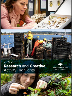 VIU Research Highlights Report 2019-20
